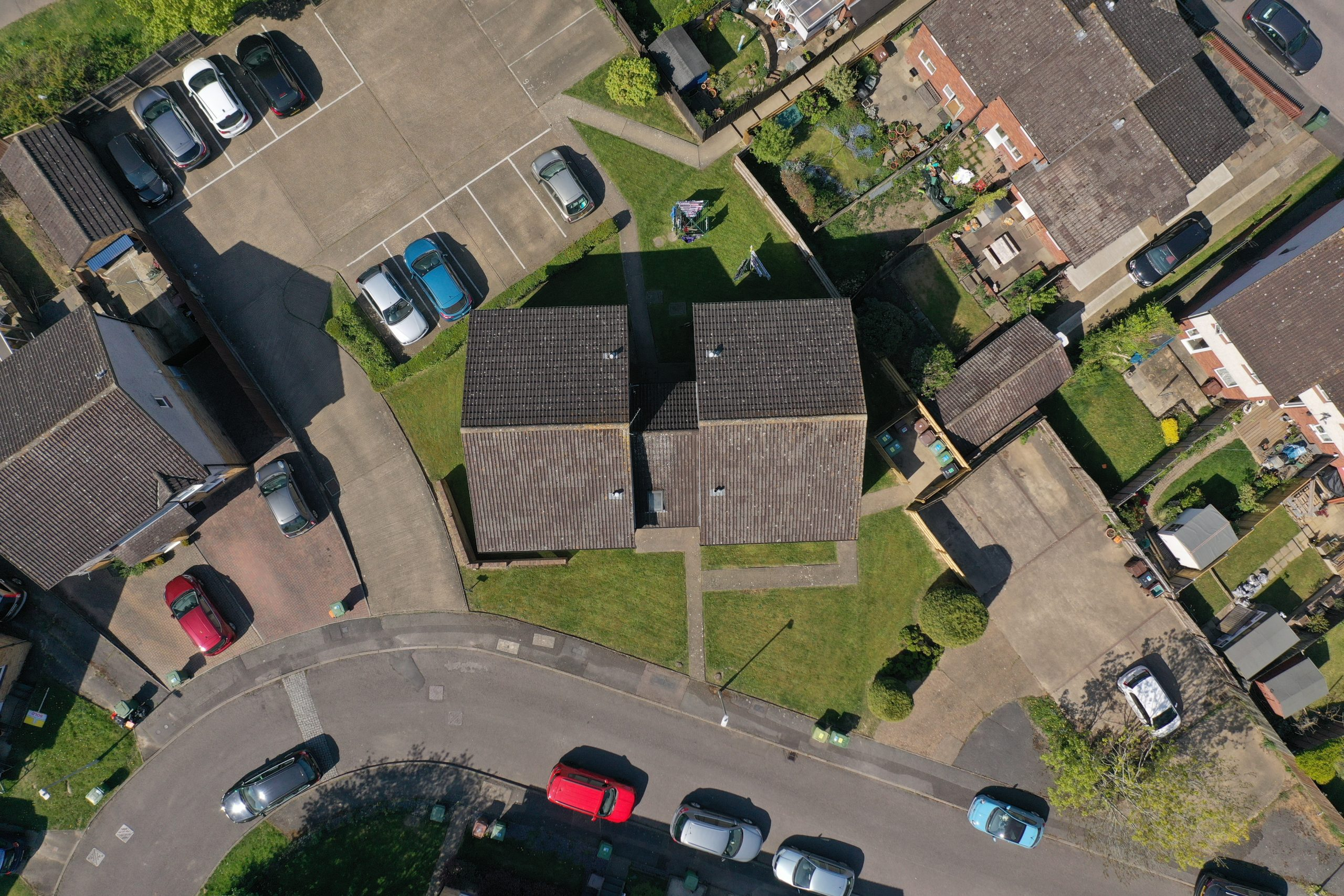 Residential Property Aerial